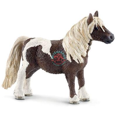 SCHLEICH Shetland póni paripa ló