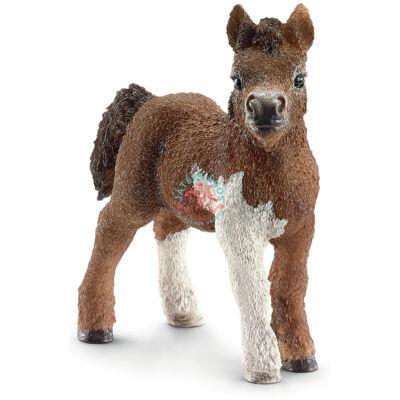 SCHLEICH Shetland póni csikó ló