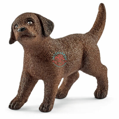 SCHLEICH Labrador retriever kutya, kölyök