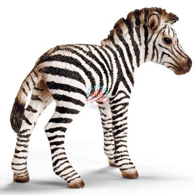 SCHLEICH Zebra csikó