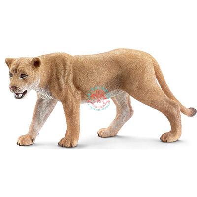 SCHLEICH Nőstény oroszlán