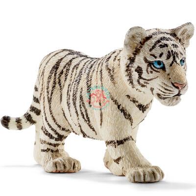 SCHLEICH Tigriskölyök, fehér