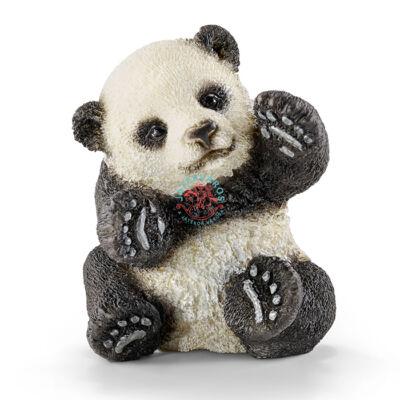 SCHLEICH Pandakölyök, játszó