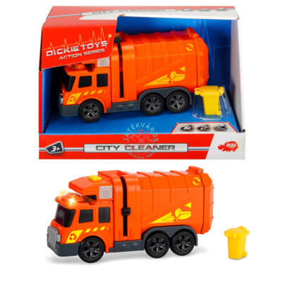 Dickie Toys Action Series - mini kukásautó, 15 cm