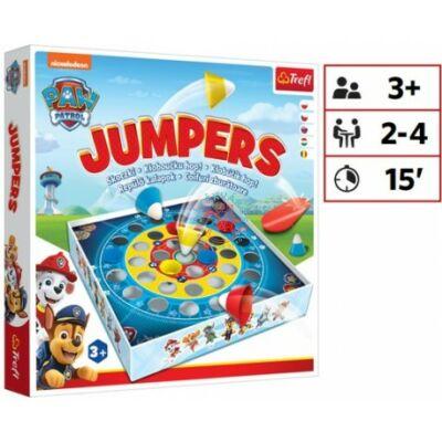 Jumpers : Mancs Őrjárat - Repülő kalapok társasjáték - Trefl