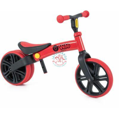 Y-Velo Junior futóbicikli piros
