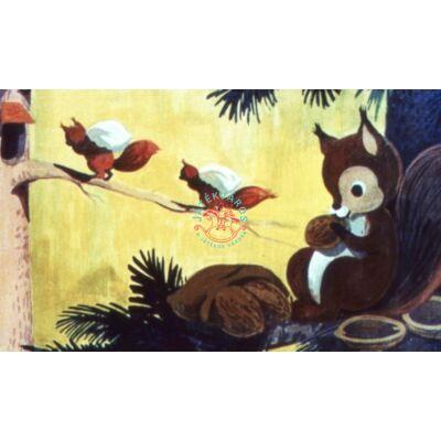 Misi mókus kalandjai-diafilm