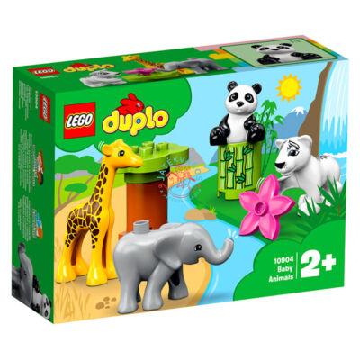 LEGO DUPLO Town, Állatbébik 10904