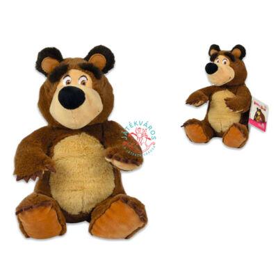 Masha és a Medve: Mása plüss mackó - 20 cm
