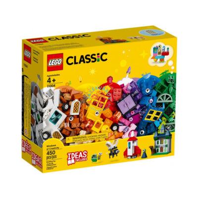 LEGO Classic, A kreativitás ablakai 11004
