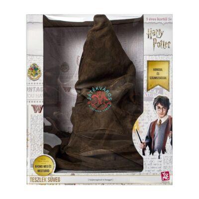 Harry Potter Teszlek süveg magyarul beszélő 43 cm