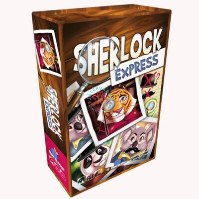 Sherlock Express társasjáték
