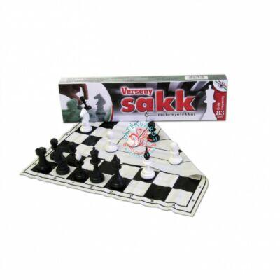 Versenysakk sakk játék és malom játék