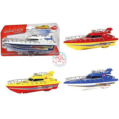 Ocean Dream yacht hajó többféle-Dickie Toys