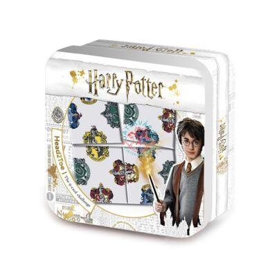 Head2Toe, a 9 kártyás kihívás Harry Potter házak címerei