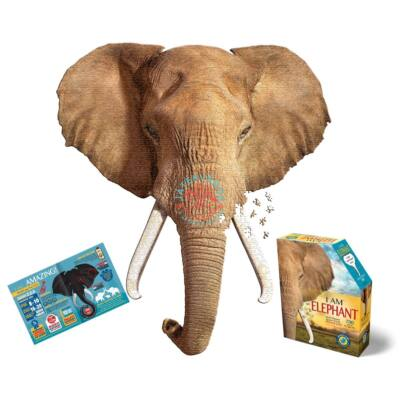 Wow Puzzle 700 darabos - Elefánt