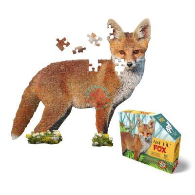 Wow Puzzle Junior 100 darabos - Róka