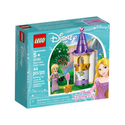 LEGO Disney Princess, Aranyhaj kicsi tornya 41163