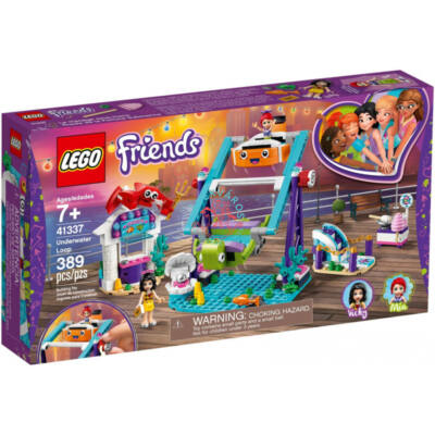 LEGO Friends, Víz alatti hinta 41337