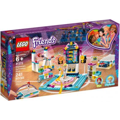 LEGO Friends, Stephanie gimnasztika bemutatója 41372