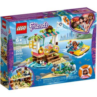 LEGO Friends, Teknős mentési akció 41376