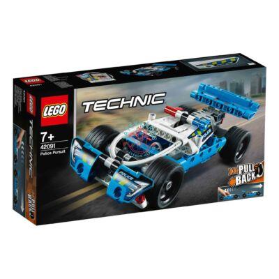 LEGO Technic,Rendőrségi üldözés 42091