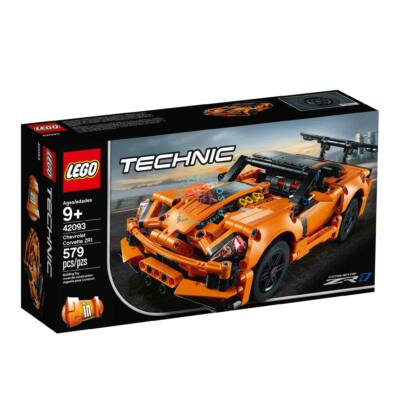 LEGO Technic, Chevrolet Corvette ZR1 42093