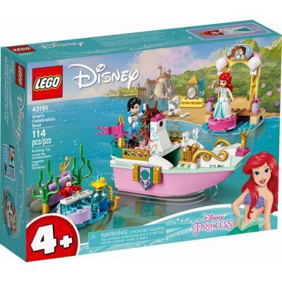 Lego Disney Princess Ariel Ünnepi hajója 43191