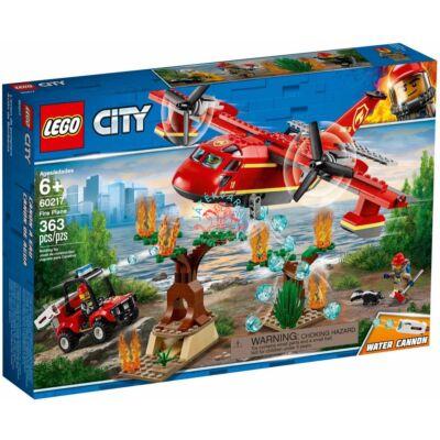 LEGO City Fire, Tűzoltó repülő 60217