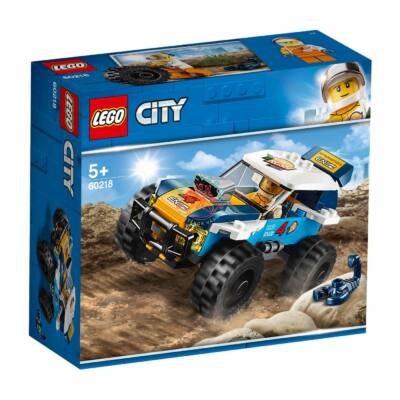 LEGO City Great Vehicles, Sivatagi rali versenyautó 60218