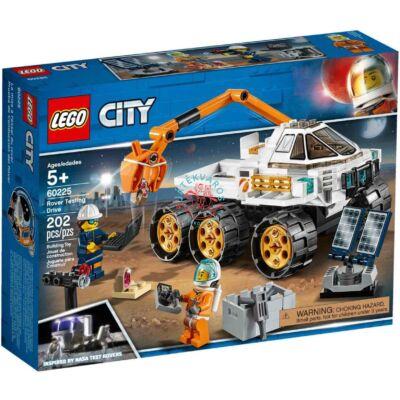 LEGO City Space Port, Rover tesztvezetés 60225