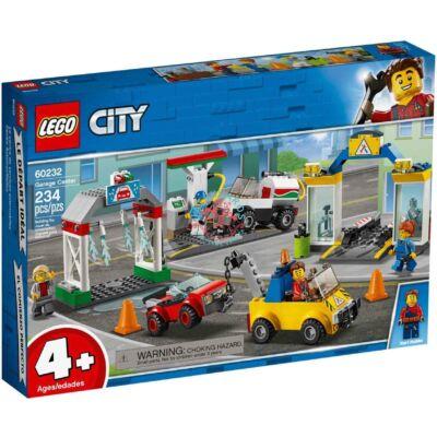 LEGO City Town, Központi garázs 60232