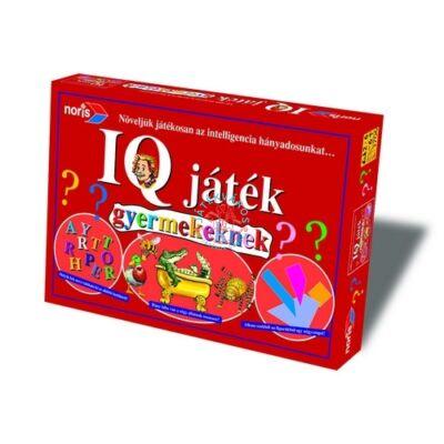 Noris IQ társasjáték gyermekeknek