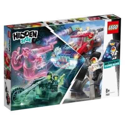 LEGO Hidden Side, El Fuego kaszkadőr járgánya 70421
