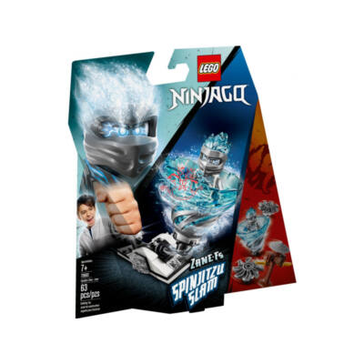 LEGO Ninjago, Spinjitzu Csapás - Zane 70683