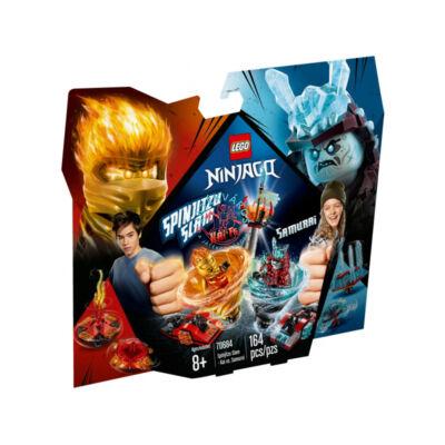 LEGO Ninjago, Spinjitzu Csapás - Kai vs. Samurai 70684