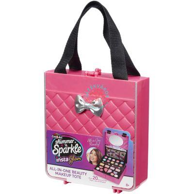 Shimmer 'N Sparkle-Insta Glam smink táska