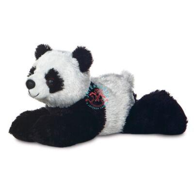 Aurora plüss Mei Mei Panda, fekvő