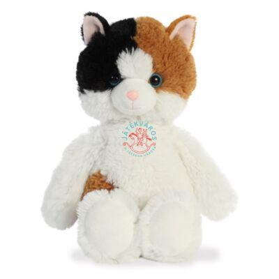 Aurora Cuddly Friends Esmeralda plüss cica 30,5 cm