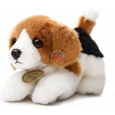 Aurora Beagle plüss kutya 20 cm