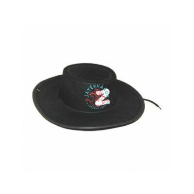 Zorró kalap, jelmez kiegészítő