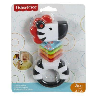 Fisher Price Zebra készségfejlesztő bébijáték