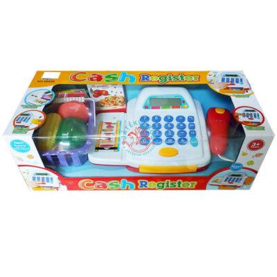 Elektromos játék pénztárgép