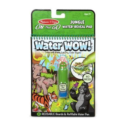 Melissa & Doug Kreatív játék, Rajzolás vízzel, dzsungel