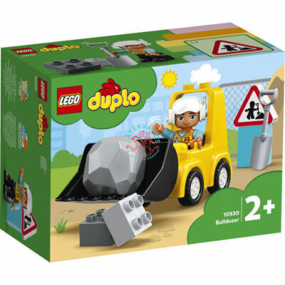 Lego Duplo:Buldózer 10930