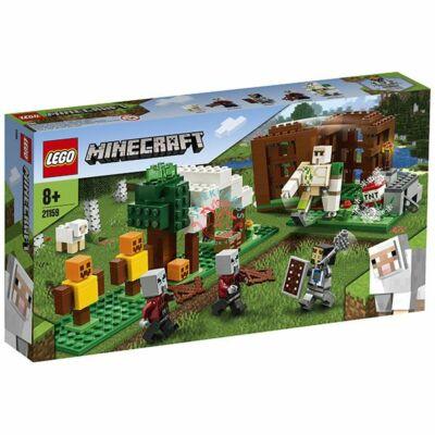 Lego Minecraft: A Fosztogató őrtorony 21159
