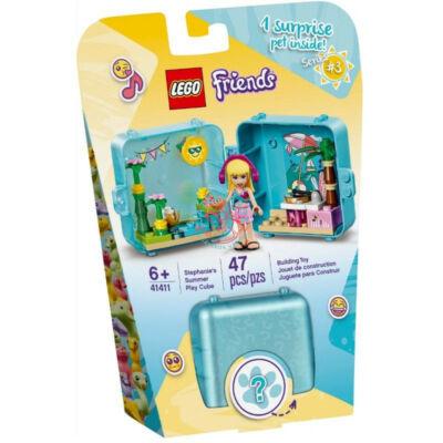 Lego Friends:Stephanie nyári dobozkája 41411