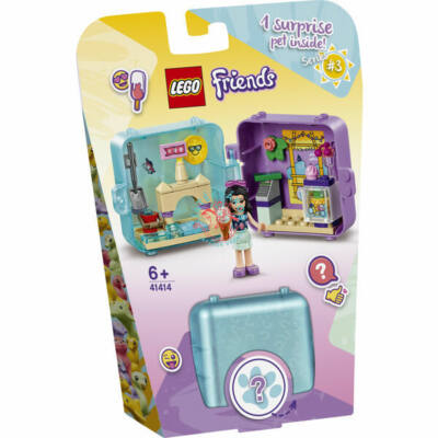 Lego Friends: Emma nyári dobozkája 41414
