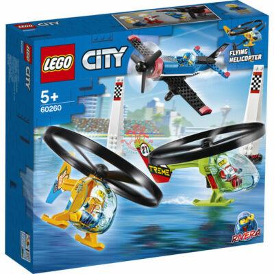 Lego City:Repülőverseny 60260