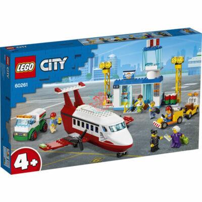 Lego City: Központi repülőtér 60261